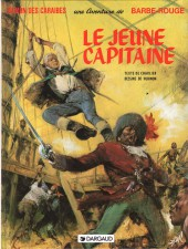 Barbe-Rouge -20a1988- Le Jeune Capitaine