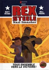 Rex Steele - Nazi smasher