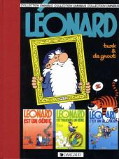 Léonard -INT1- Intégrale 1