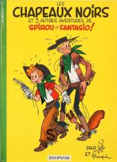 Spirou et Fantasio -3b1964- Les chapeaux noirs