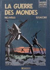 (AUT) Jacobs, Edgar P. -5TT- La Guerre des mondes