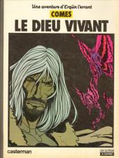 Ergün l'errant -1b1982- Le dieu vivant