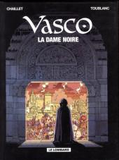 Vasco -22- La dame noire