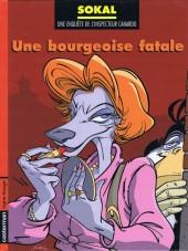 Canardo (Une enquête de l'inspecteur) -17- Une bourgeoise fatale