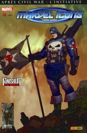 Marvel Icons Hors Série -12- Désert de sang