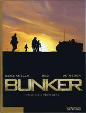 Bunker (Betbeder/Bec) -2- Point zéro