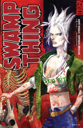 Swamp Thing Vol.4 (DC comics - 2004) -3- (sans titre)