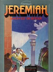 Jeremiah -14- Simon est de retour