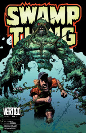 Swamp Thing Vol.4 (DC comics - 2004) -7- (sans titre)