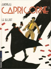 Couverture de Capricorne -5- Le secret