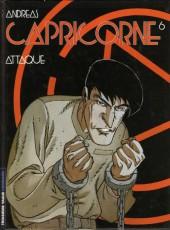 Capricorne -6- Attaque