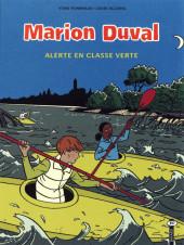 Marion Duval -17- Alerte en classe verte