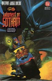 Batman/Judge Dredd - Judgment on Gotham