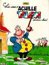 Achille Talon -1b81- Les idées d'Achille Talon cerveau-choc !