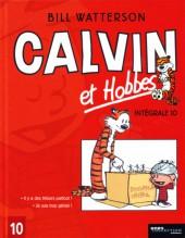 Calvin et Hobbes -INT10- Intégrale 10