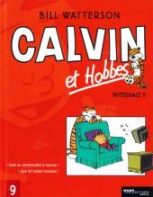 Calvin et Hobbes -INT09- Intégrale 9