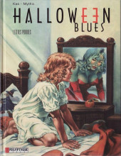 Halloween blues -5- Lettres perdues