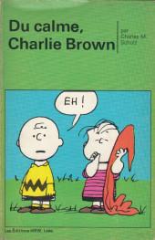 Peanuts -8- (HRW) -7- Du calme, Charlie Brown