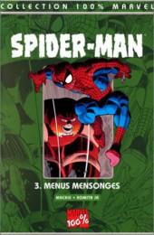 Spider-Man (100% Marvel) -3- Menus mensonges