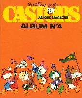 (Recueil) Castors juniors magazine -4- Album N°4