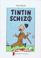(AUT) Hergé -172- Tintin schizo