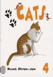 Cats -4- Volume 4