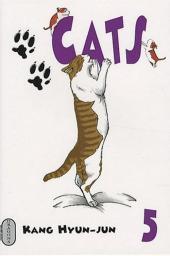 Cats -5- Volume 5