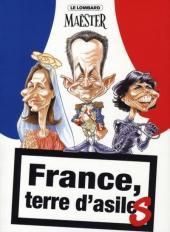 L'actu tue -2- France, terre d'asiles