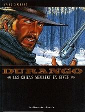 Durango -1e06- Les chiens meurent en hiver