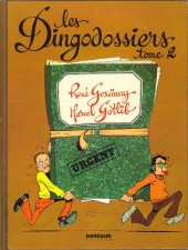 Les dingodossiers -2- Tome 2