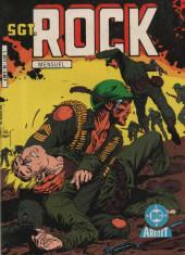 Sgt. Rock -10- Mes trois galons