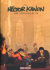 Hector Kanon -1- Une certaine élite