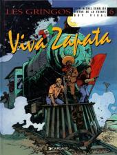 Les gringos -6- Viva Zapata