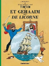 Tintin (en langues régionales) -11Marollien- Et Gehaaim van de Licorne