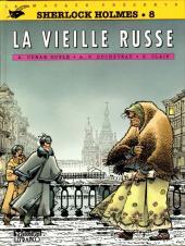 Sherlock Holmes (CLE) -8- La vieille russe