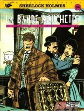 Sherlock Holmes (CLE) -5- La bande mouchetée