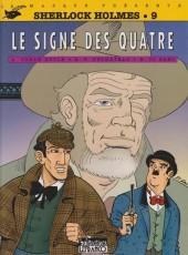 Sherlock Holmes (CLE) -9- Le signe des Quatre