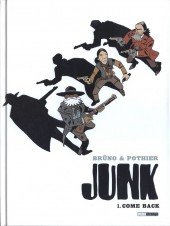 Couverture de Junk -1- Come back