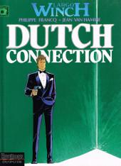 Largo Winch -6- Dutch connection