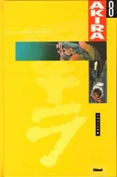 Akira (Glénat cartonnés en couleur) -8- Déluge