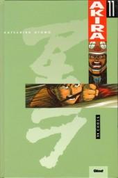 Akira (Glénat cartonnés en couleur) -11- Chocs
