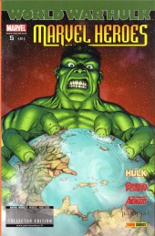 Marvel Heroes (Marvel France - 2007) -5- A la guerre comme à la guerre