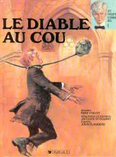 Edmund Bell (Les enquêtes d') -1- Le Diable au cou