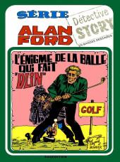 Alan Ford (Sagédition) -12- L'énigme de la balle qui fait