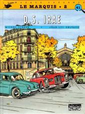 Le marquis (Delvaux) -2- DS Irae