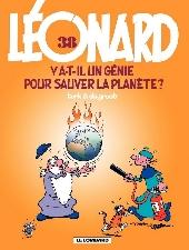 Léonard -38- Y a-t-il un génie pour sauver la planète ?