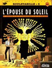 Rouletabille (CLE) -6- L'épouse du soleil