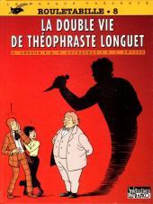 Rouletabille (CLE) -8- la double vie de Theophraste Longuet