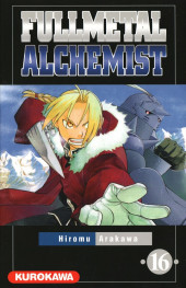 FullMetal Alchemist -16- Tome 16