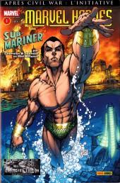 Marvel Heroes Hors Série (Marvel France - 2008) -1- Le prince des mers - Révolution